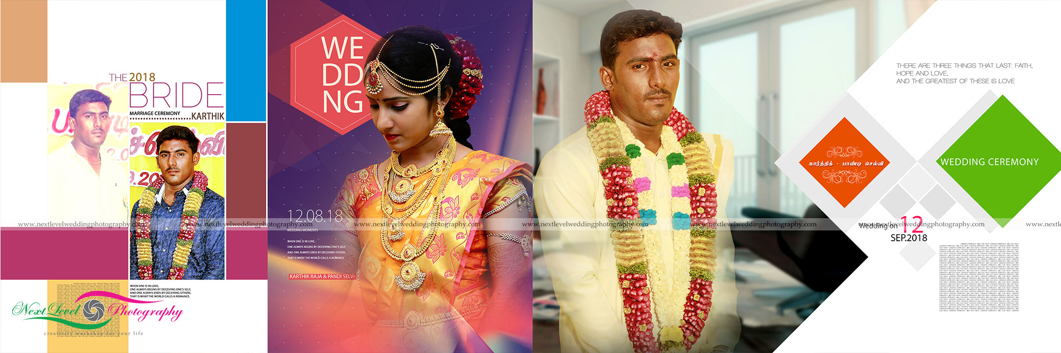 best wedding album designer in madurai
